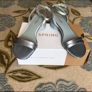 Call it Spring Shoes